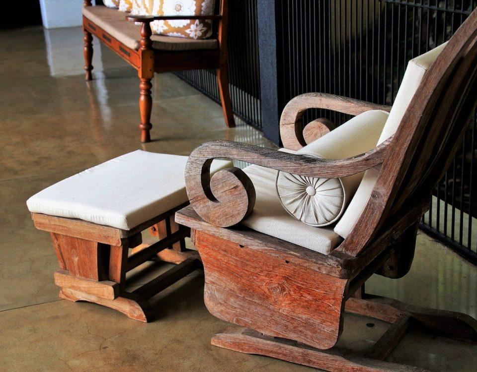 finition pour meuble ancien
