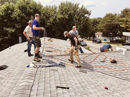 une entreprise de désamiantage de toiture à Montpellier
